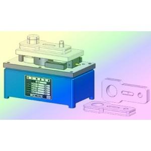 采用气动测量或电子测量形式,配置拼合浮标式气动量仪