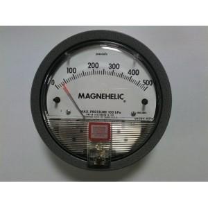 Magnehelic洁净室差压表500PA