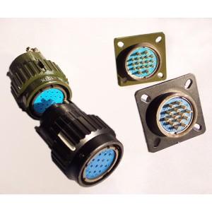 供应Y2系列圆形连接器Y2-4TK/ZJ