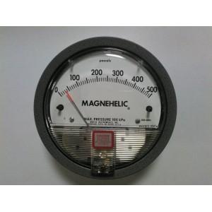 Magnehelic洁净室差压表2300-120PA
