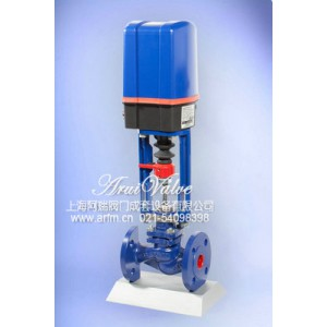 Fig22.405-440-470 電動直通型控制閥