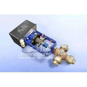 Fig72.487 ARI-PACO电动三通暖通控制阀