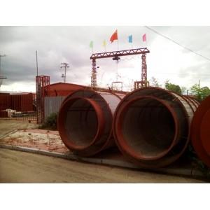 TCQY120/480大型黑龙江省鑫达牌玉米圆筒初清筛