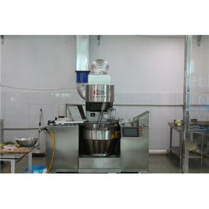 *的行星搅拌式全自动炒菜机器人到哪买:食堂炒菜机代理