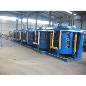 中频炉供货商 知名的河南洛禹中频炉厂家
