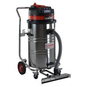 威德尔3600W大吸力工业吸尘器吸粉尘铁屑用工业吸尘器