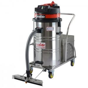 手推式大功率吸尘器 上海实验室车间粉尘清理专用吸尘机
