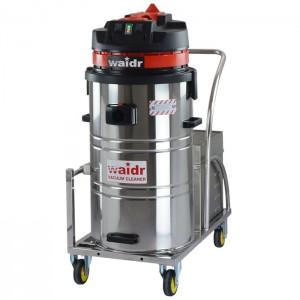 威德尔1500W无线式工业吸尘器工厂车间吸粉尘电瓶吸尘器