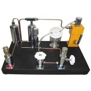 氧氣表壓力表兩用校驗器