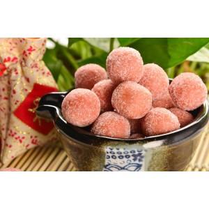 栊泉食品厂-有知名度的山楂食品批发商:供应山楂球