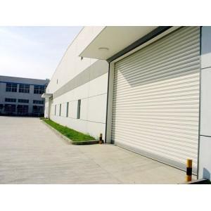 广东铝合金卷闸门生产厂家——安装电动卷闸门