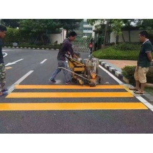 渭南道路热熔标线,陕西优惠的道路热熔标线销售