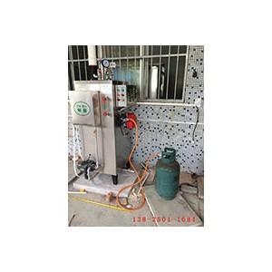 100kg燃气锅炉商用天然气液化气不锈钢豆腐酿酒蒸汽锅炉