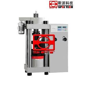 TLC-1000S型数显式铁素体钢落锤试样缺口制样机