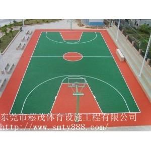 塑胶篮球场供应厂家|哪里买塑胶篮球场实惠