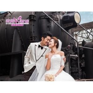 极受欢迎的薇薇新娘婚纱摄影推荐_婚纱摄影工作室