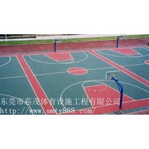 吉林塑胶篮球场,选购超低价的塑胶篮球场,就来菘茂体育