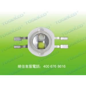好的大功率雙色温LED燈珠由东莞地区提供  |广州LED灯珠