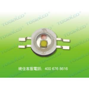 厂家推荐LED灯珠,品质好的大功率雙色温LED燈珠大量供应