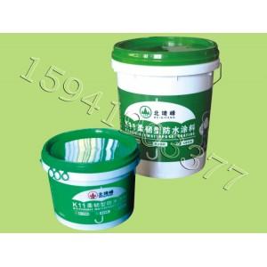 K11柔韧型防水涂料施工简便、寿命长、不老化、性能稳定