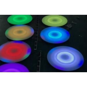 丰荣照明_LED圆形感应地砖灯专业提供商,好的LED圆形感应地砖灯