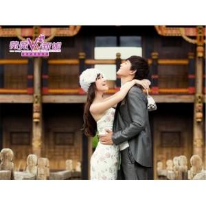 全家福摄影|特色的薇薇新娘婚纱摄影就在四会薇薇新娘