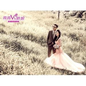 广东专业的韩式婚纱摄影公司推荐|中国风婚纱照