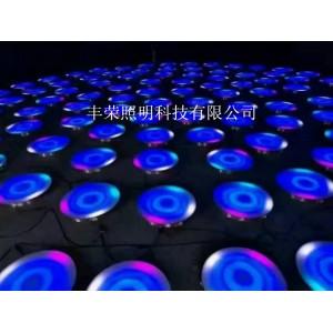 哪里有供应高节能LED圆形感应地砖灯_售卖LED圆形感应地砖灯