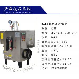 旭恩新款36KW电锅炉生产商