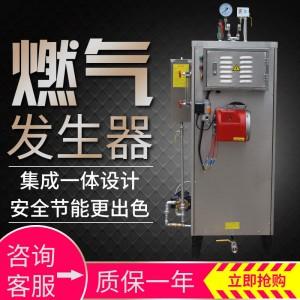 旭恩80KG燃气蒸汽发生器全自动蒸汽发生器