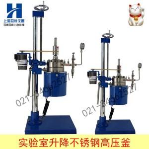 FCF25ml 100L实验室可升降不锈钢磁力搅拌高压反应釜
