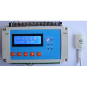 深圳捷创信威 AT-2000B 养殖总线联网温湿度控制报警器