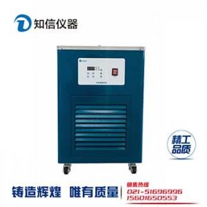 上海知信冷水机 冷却液循环机 ZX-LSJ-10D(开口型)