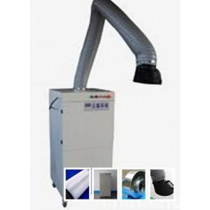 江苏南京单工位烟尘净化器-移动式焊烟机