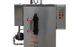 电蒸汽发生器技术特点: