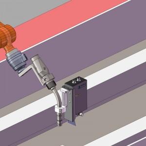HD6系列激光焊缝跟踪传感器,激光焊缝跟踪系统