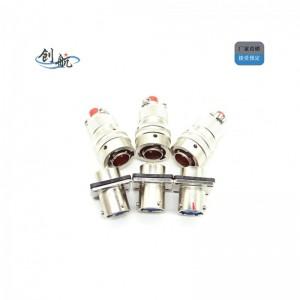 Y50X系列特种军用防水圆形航空插头、电连接器、?#30828;?#20214;