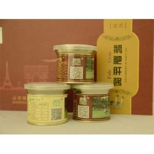 潍坊法式鹅肝酱厂家_山东绿范食品实惠的法式鹅肝酱供应