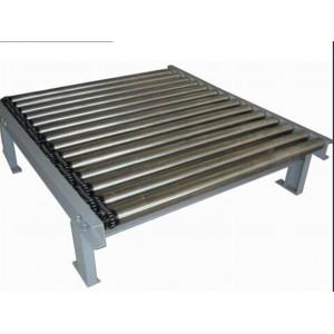 动力滚筒输送线-价位合理的无动力滚筒线庆发机械供应