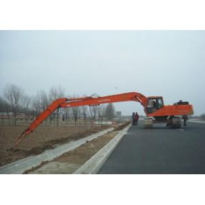 济阳挖掘机租赁-具有口碑的加长臂挖掘机在哪买