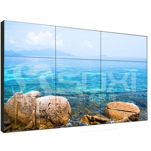 浙江杭州46寸LCD液晶拼接屏廠家直銷超高清大屏幕拼接