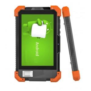 廠家直銷安卓三防平板電腦NFC條碼掃描指紋身份證讀取PAD
