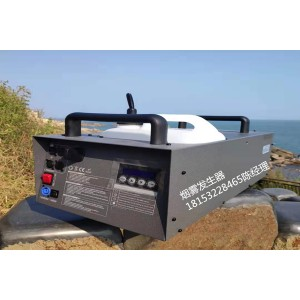 模拟火灾烟雾发烟机浓烟机 应急训练大型无危害烟雾发生器