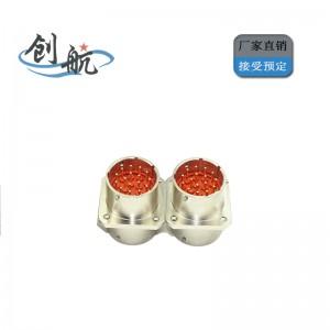 電連接器Y50X_2016ZJS10Ni焊接式泰興創航