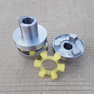 泊头供应 泵用三爪联轴器 爪式联轴器规格