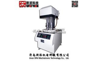 济南斯派STM-4S型磨盘式石材耐磨试验机 生产厂家