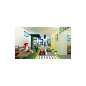 模拟情景教室