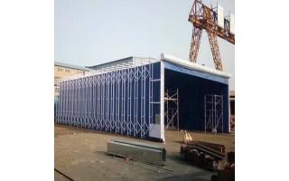 軌道式、電動式、折疊式、移動式各系列噴漆房價格